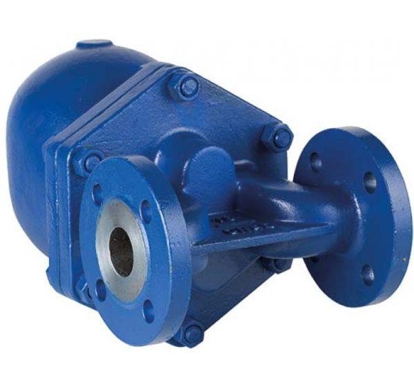 Purgador de boya cerrada para vapor (alta capacidad de descarga) Ref: 2287