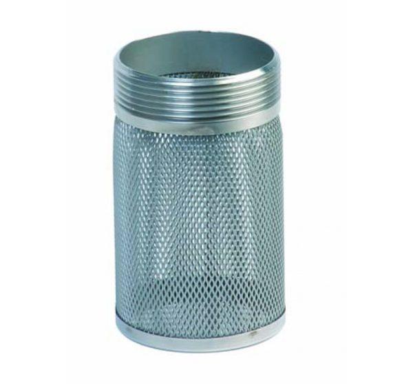 Filtro válvula retención inox 304. Ref 2442
