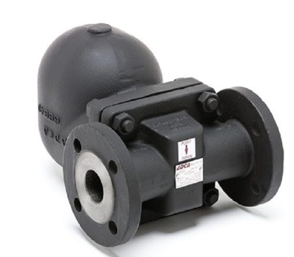 Purgador de boya cerrada con eliminador de aire termostático. Ref. FLT17