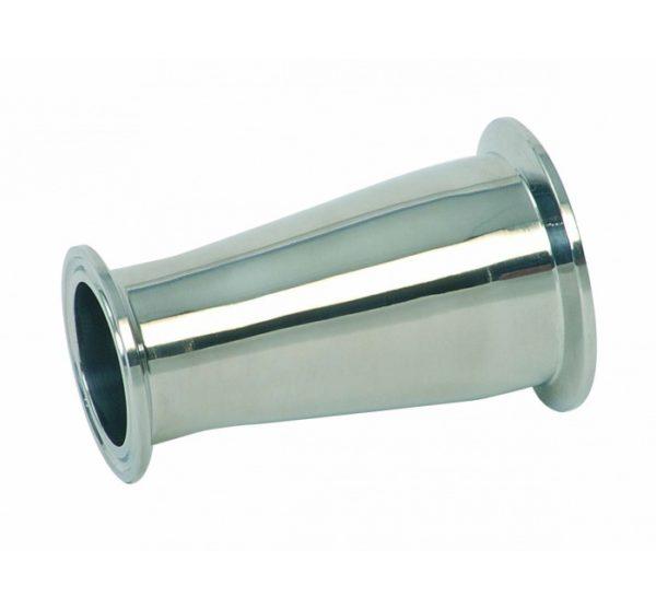 Reducción concéntrica clamp. Ref. 2988