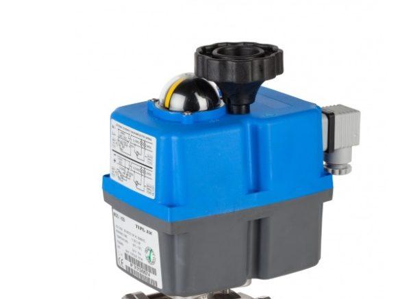 Actuador eléctrico reversible GE multivoltaje. Ref. 5803
