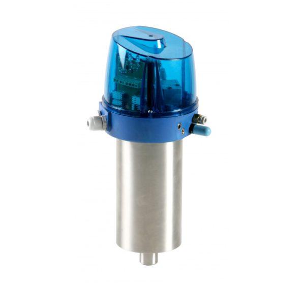 Microrruptor final de carrera con actuador simple efecto.  Ref. 5944