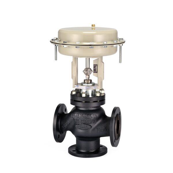 Válvula mezcladora de 3 vías OMC. Ref. TM-10.