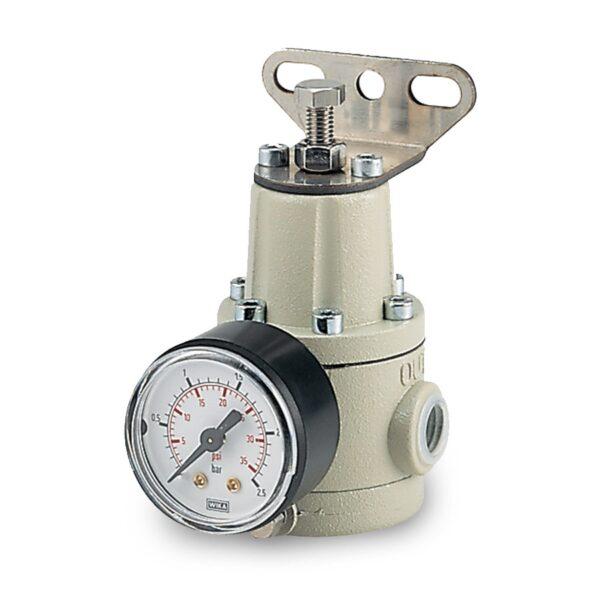 Filtro regulador de presión tamaño reducido OMC. Ref. FR-10