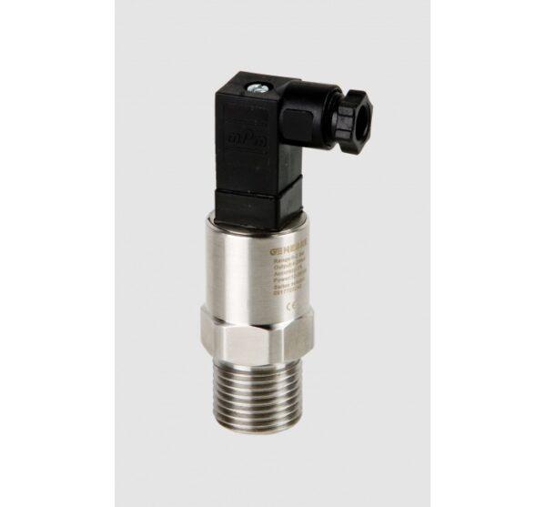 Transmisor de presión inoxidable mini rosca 1/4. Ref. 8081E